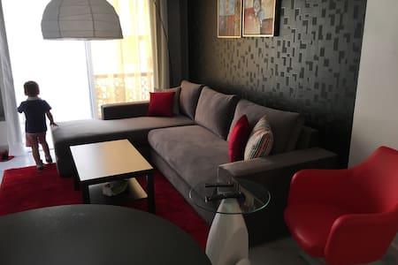 Studio F1 exceptionnel à Casablanca - 卡薩布蘭卡 - 公寓