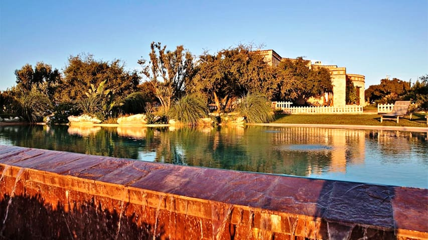 DEMEURE PRIVATISEE DANS LES ARGANIERS D'ESSAOUIRA - Essaouira - House