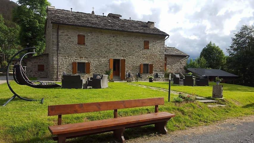 Agriturismo Alpe di Sara a 15 minuti dall'Abetone