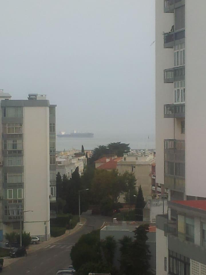 Ma House Cascais with a view