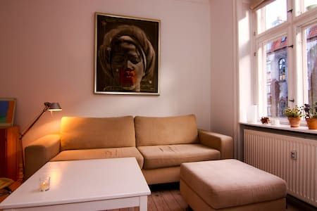 Stylish Flat in Central Copenhagen - Copenhaguen - Pis