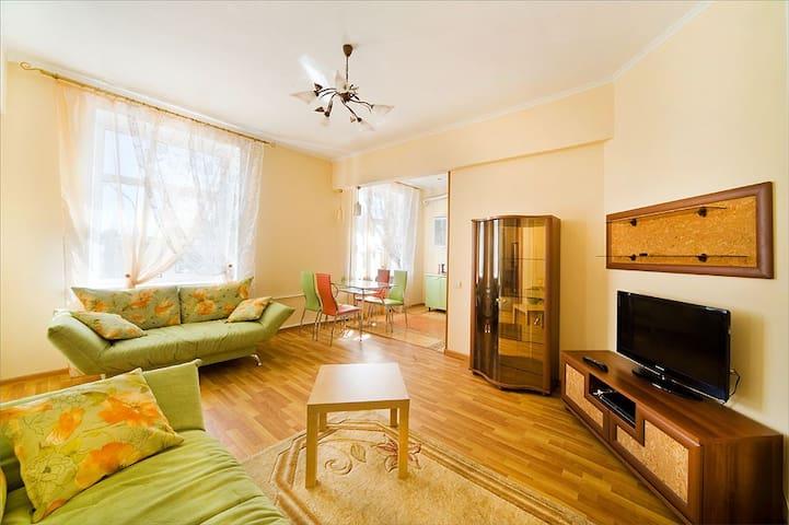 Квартира-люкс на сутки и более - Tula - อพาร์ทเมนท์