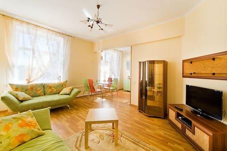 Квартира-люкс на сутки и более - Tula - Daire