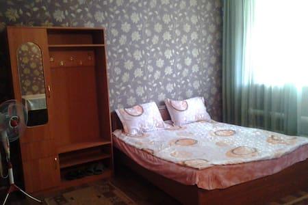 Tranzit Hostel - Bişkek - Oda + Kahvaltı
