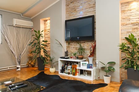 Belgrade heart DeLux penthouse - Beograd - Leilighet