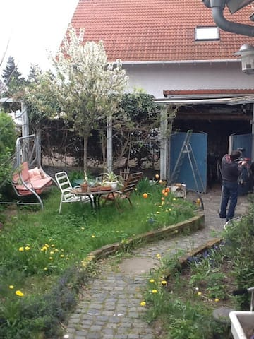 Big family house with garden - Pfungstadt - Casa