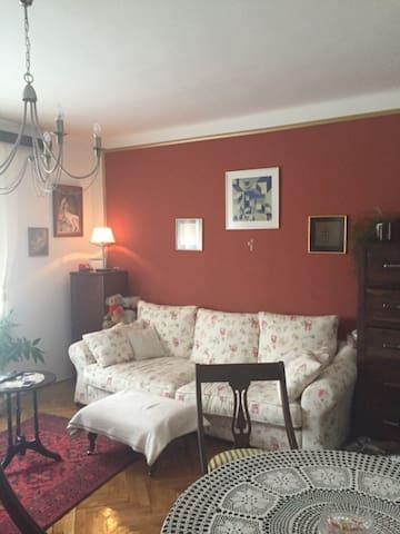 Pécs Régi Kertváros - Pécs - Apartment