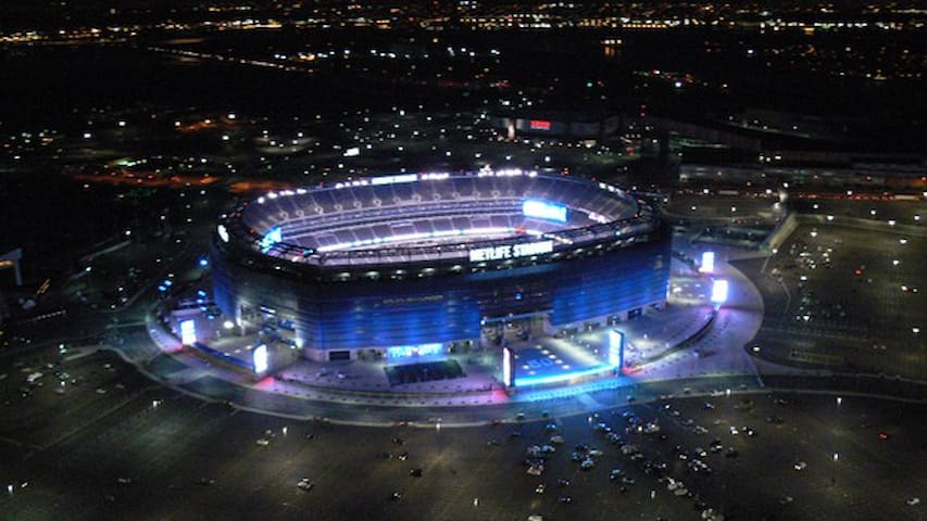Super Bowl 2014- Modern 2 Bedroom - East Rutherford - Leilighet