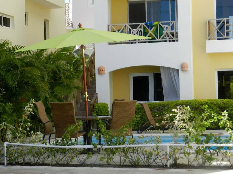 Apartment with pool bayahibe appartements louer for Louer coffre fort banque