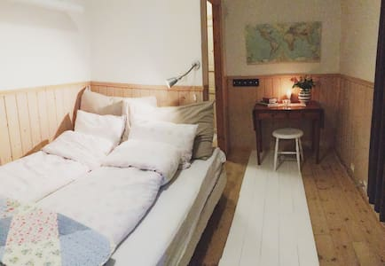 Two nice private bedrooms in own ground floor :) - Narvik - Casa