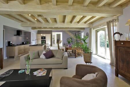 Bousquies Est maison magnifique vue - Saint-Crépin-et-Carlucet - Dom