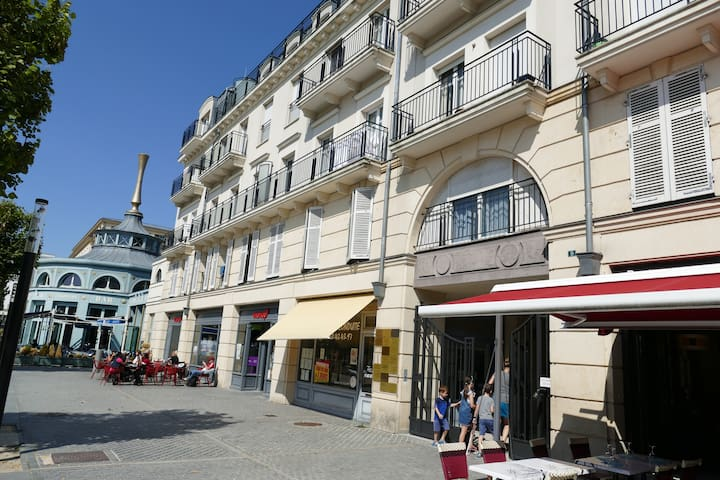 Disneyland Paris, appartement 70m², parking privé