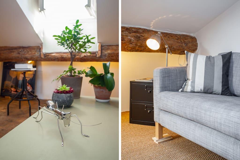 Chambre priv e nice lofts louer nice provence for Chambre a louer nice