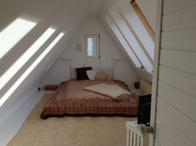 Ferienwohnung im Grünen bei Kassel - Fuldatal - 아파트