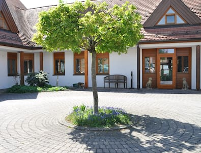 Appartement in Bad Windsheim - Bad Windsheim - 家庭式旅館