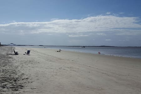 Captains Quarter, Great 1 bd/1ba - Tybee Island - 公寓