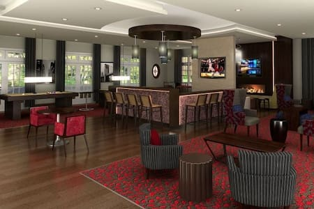 Super Bowl XLVII Luxury Rental - Lyndhurst - Pis