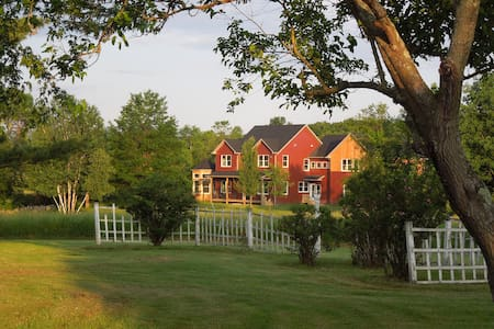 Bucolic retreat 90 min from NYC - Westtown - Inap sarapan