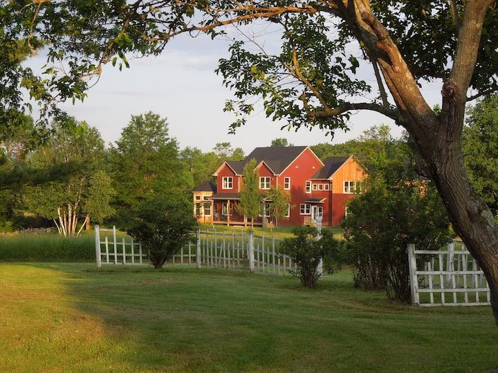 Bucolic retreat 90 minutes from NYC