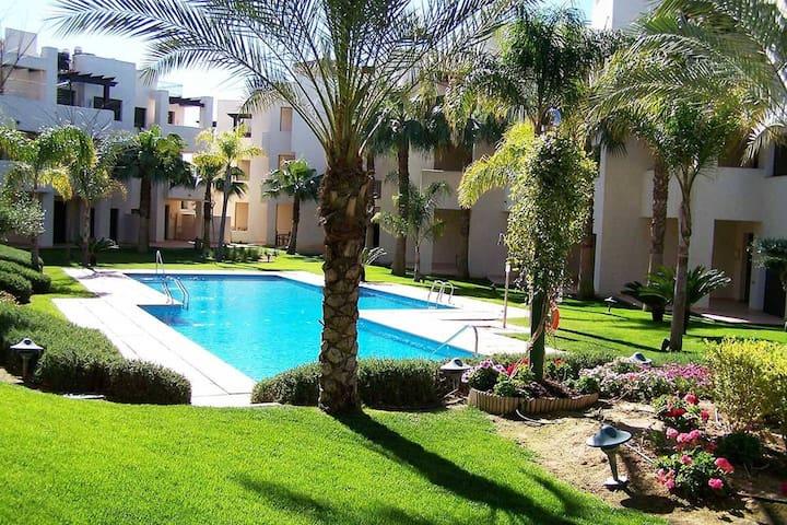 Piso Pomsol @ Roda Golf - San Javier - Lägenhet