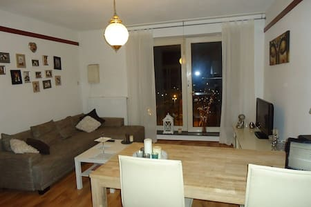 Comfortable apartment with a view on the Dom tower - Utrecht