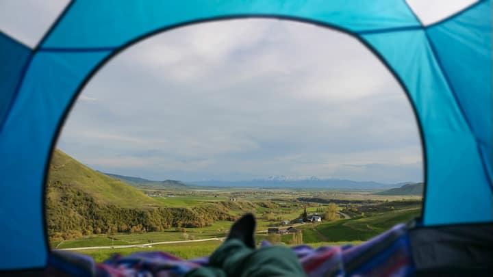 Mountain Ridge | Dry Campsite #3