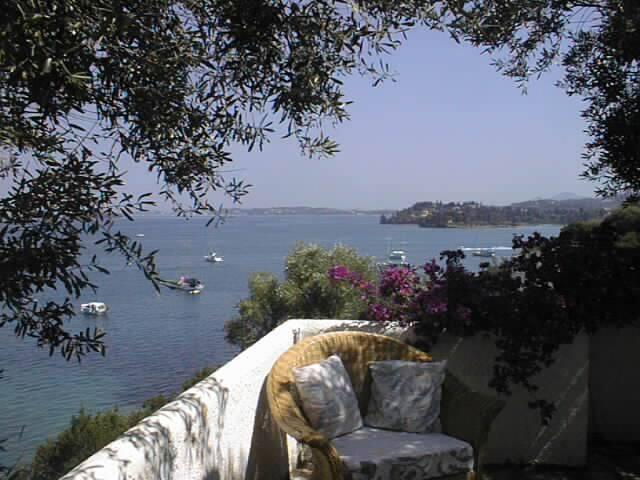 Beach Villa up to25 (ask price>10) - Akra Kommeni Kefali - Vila
