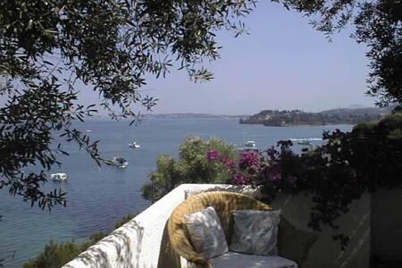 Beach Villa up to25 (ask price>10) - Akra Kommeni Kefali - Villa