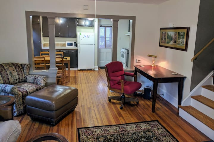 Charming Downtown Two Bedroom - Ithaca - House