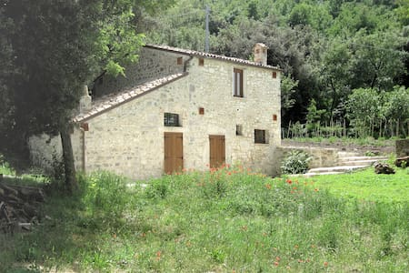 ITALY. A SECLUDED GETAWAY   - Montagano - Cottage