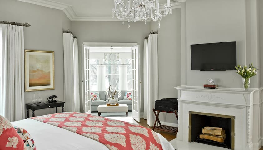 Stone Terrace B&B The Florence Walrath Suite - Evanston - Bed & Breakfast