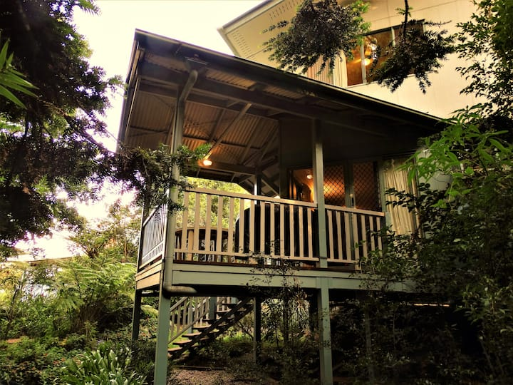 'Silverleaf' a Haven on The Bunya Mountains