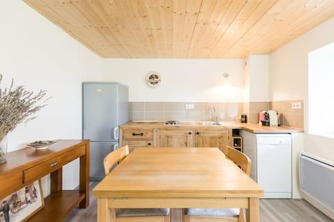 Cozy studio near Annecy
