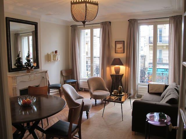 enjoying Paris like a Parisian!