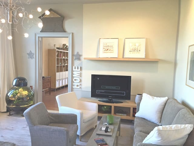 Art and antiques apartment, old town - Bratislava - Appartement