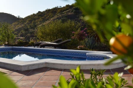 Finca Duende-holiday home with pool - Casa