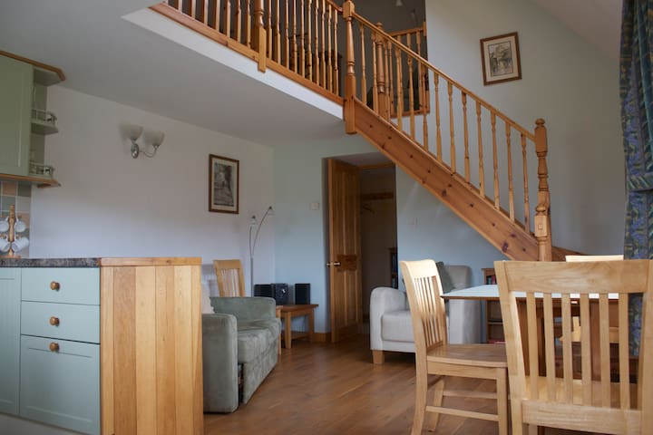 Glebe Barn Apartment - Isle of Eigg - Huoneisto