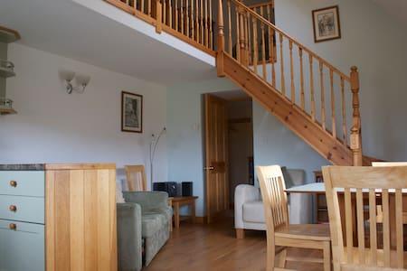 Glebe Barn Apartment - Isle of Eigg