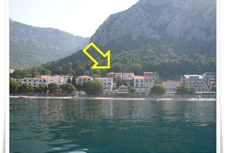 Studio Apartment Mirjana in Gradac