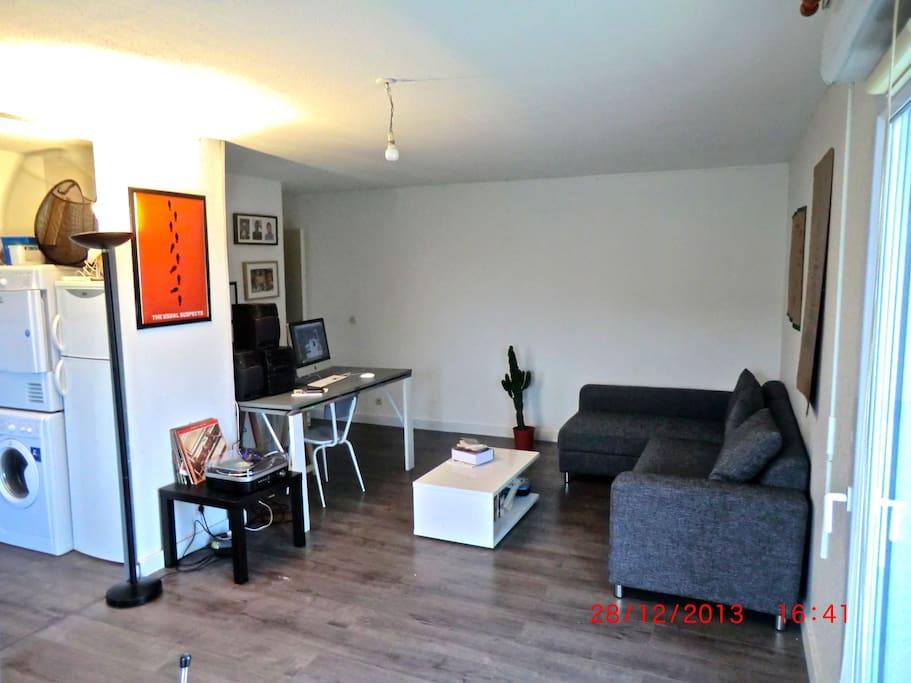 appartement universit pau appartements louer pau aquitaine france. Black Bedroom Furniture Sets. Home Design Ideas