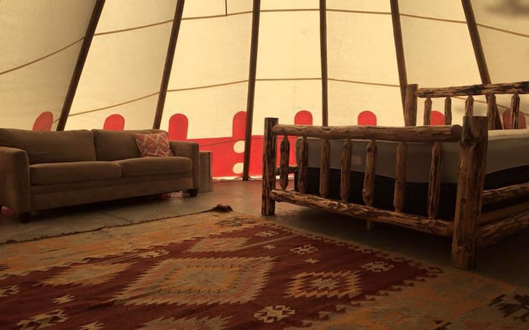 Great Bear - Village Tipi TF3