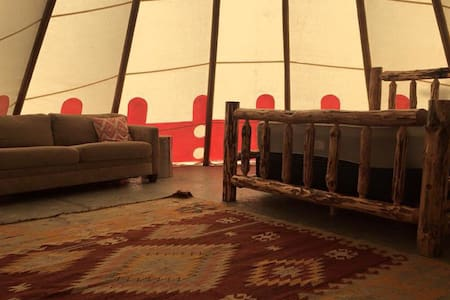 Great Bear Lakefront Tipi 4 person