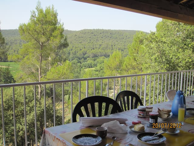 Relax and Confort for 2 families - Montfort-sur-Argens - Hus