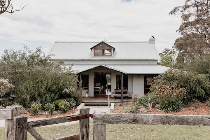 Worrowing House 2-4-Bedroom - Jervis Bay