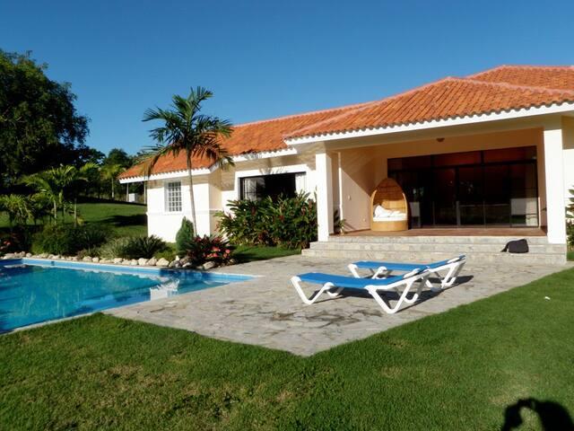 Luxury relaxing eco-friendly Villa - Sosua - Villa