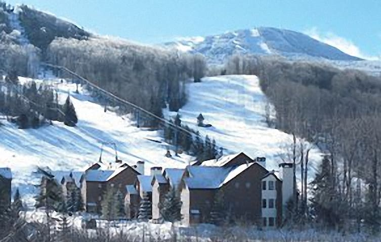 Ski In / Ski Out - Killington Pico - Mendon - Condominio