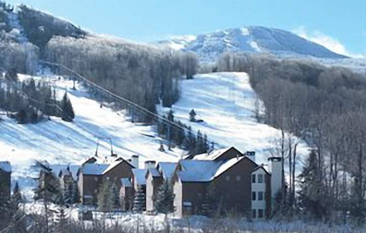 Vermont Ski In and Out Killington Pico