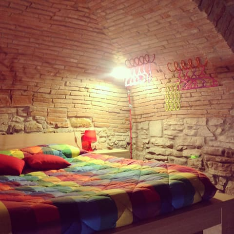 HOME LAURA - RED LOFT BERGAMO  - Bergame - Loft