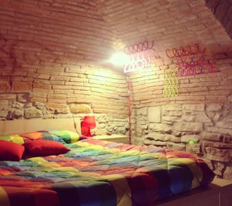 HOME LAURA - RED LOFT BERGAMO  - Bergamo - Loft