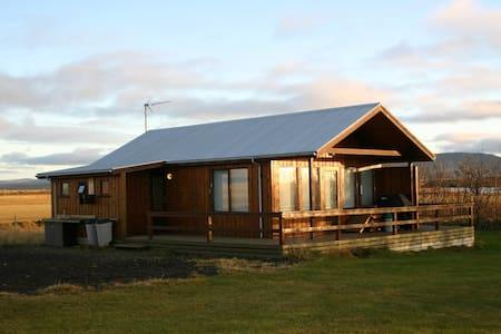 Brennan - Private Cabin - Borgarnes